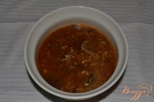 фото рецепта: Харчо из говядины с черносливом
