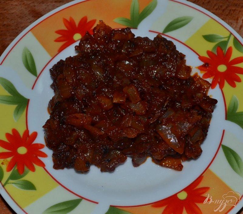 Фото приготовление рецепта: Харчо из говядины с черносливом шаг №4