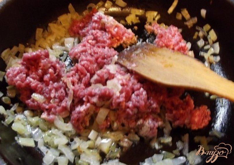 Фото приготовление рецепта: Картофельные зразы с мясом шаг №3