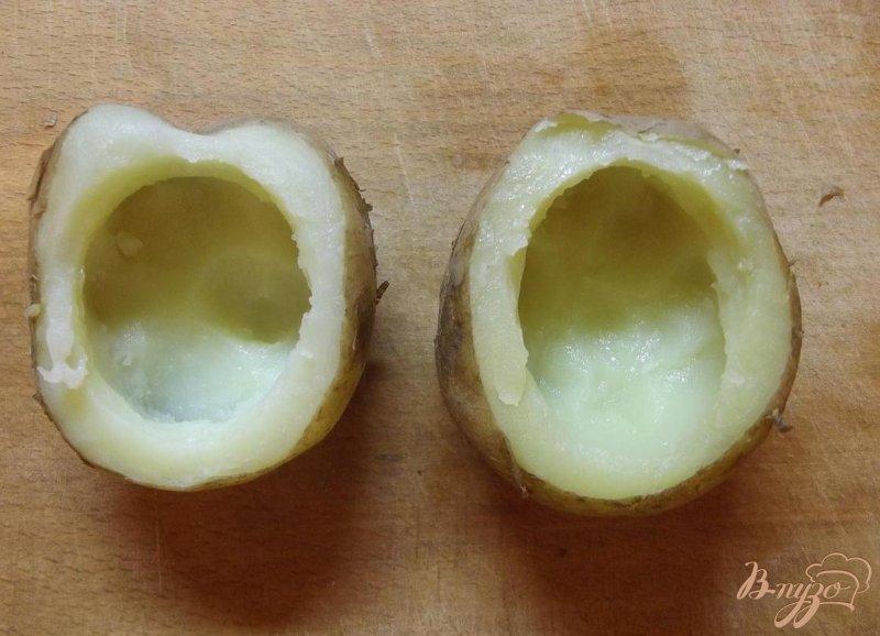 Фото приготовление рецепта: Картофельные зразы с мясом шаг №1