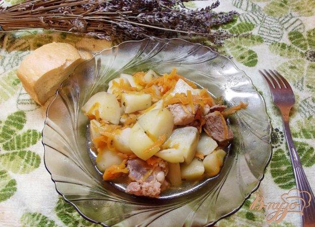 Рецепт Картофель с корицей по-сельски