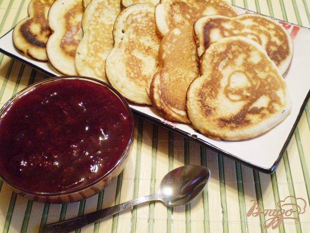 Фото приготовление рецепта: Оладушки от бабушки шаг №6