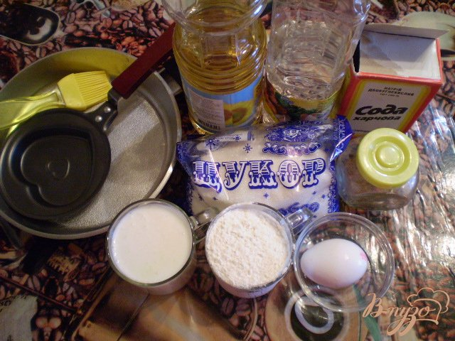 Фото приготовление рецепта: Оладушки от бабушки шаг №1