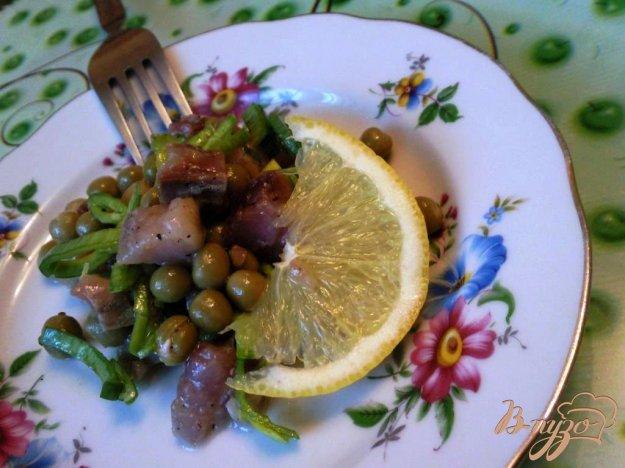 фото рецепта: Салат с сельдью