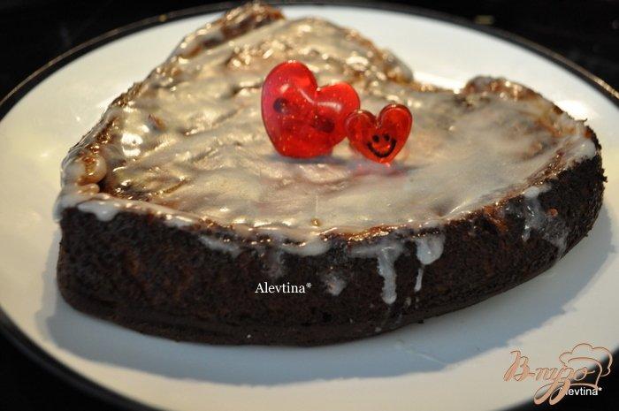 Фото приготовление рецепта: Апельсиовый кекс по-домашнему шаг №8