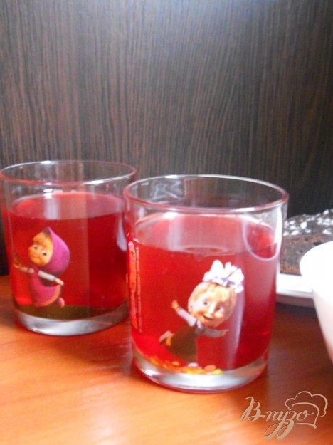 Рецепт Вкусный компот из сухофруктов и вишен