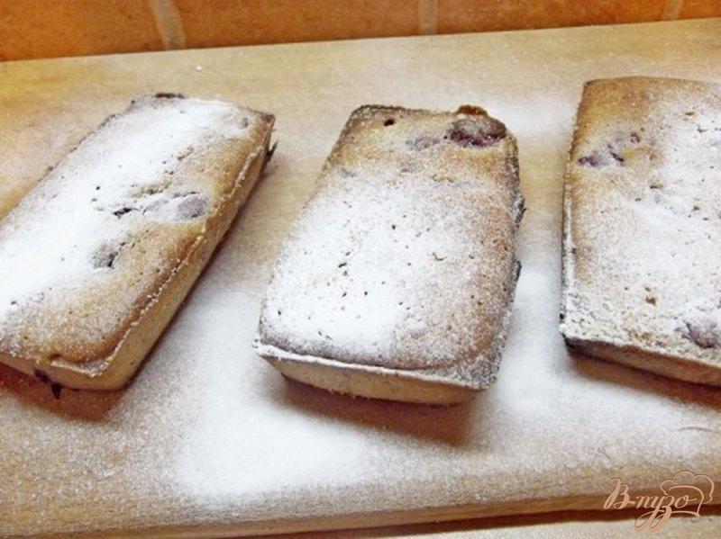 Фото приготовление рецепта: Кексы с малиной шаг №6