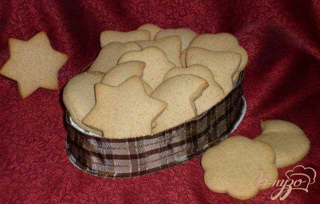 Рецепт Низкокалорийное печенье