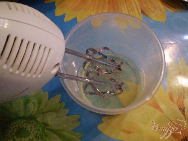 Фото приготовление рецепта: Лимонный пирог с кусочками кураги шаг №3