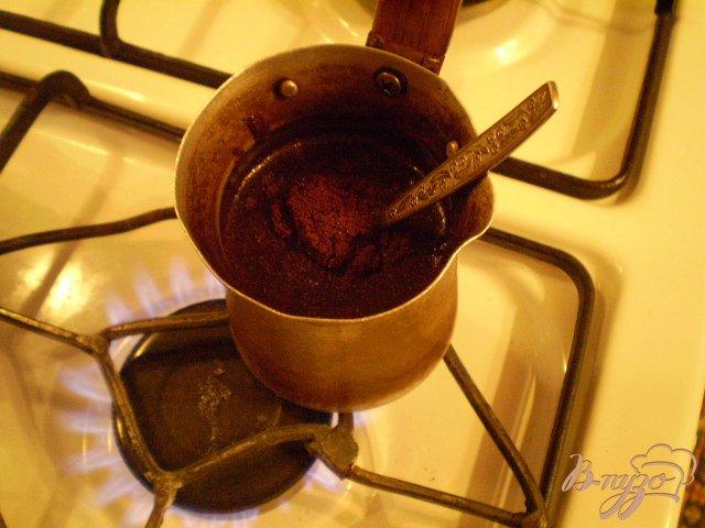 Фото приготовление рецепта: Мороженое со вкусом натурального кофе шаг №2