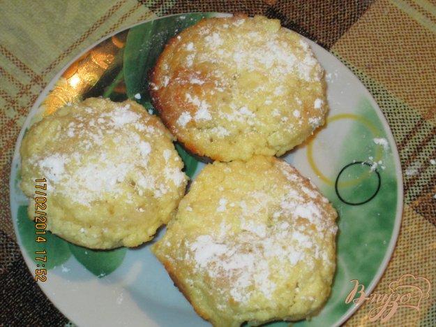 Рецепт Кексы с творогом