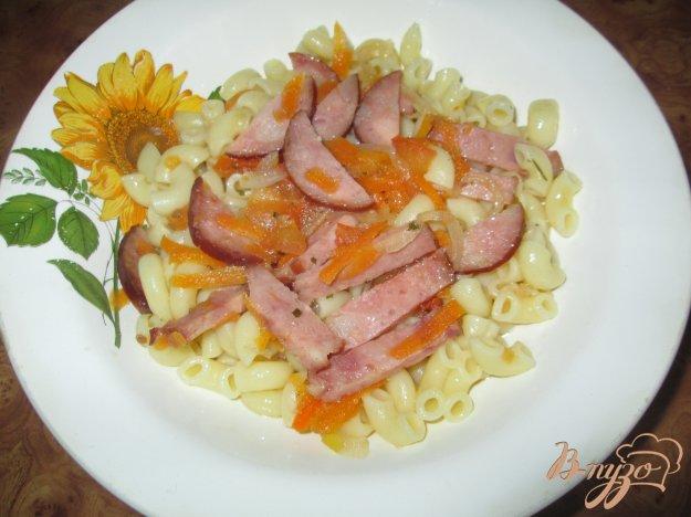 фото рецепта: Подливка с колбасой