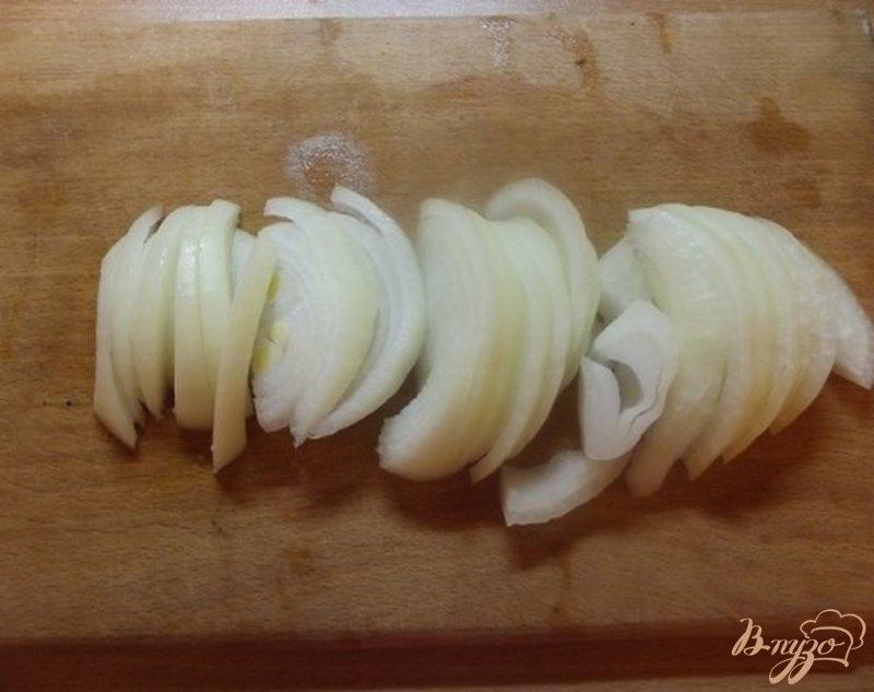 Фото приготовление рецепта: Сливочный суп-пюре из тыквы шаг №1