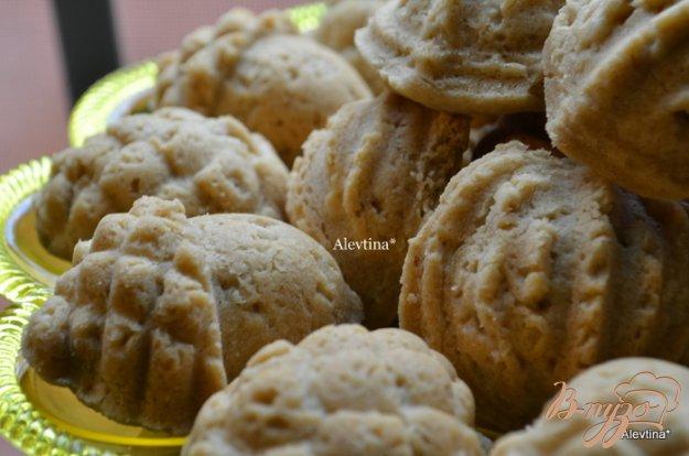 Рецепт Печенье в формочках или на противне