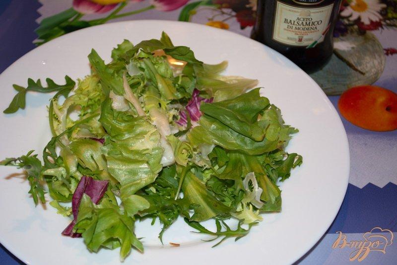 Фото приготовление рецепта: Свекольный салат шаг №3