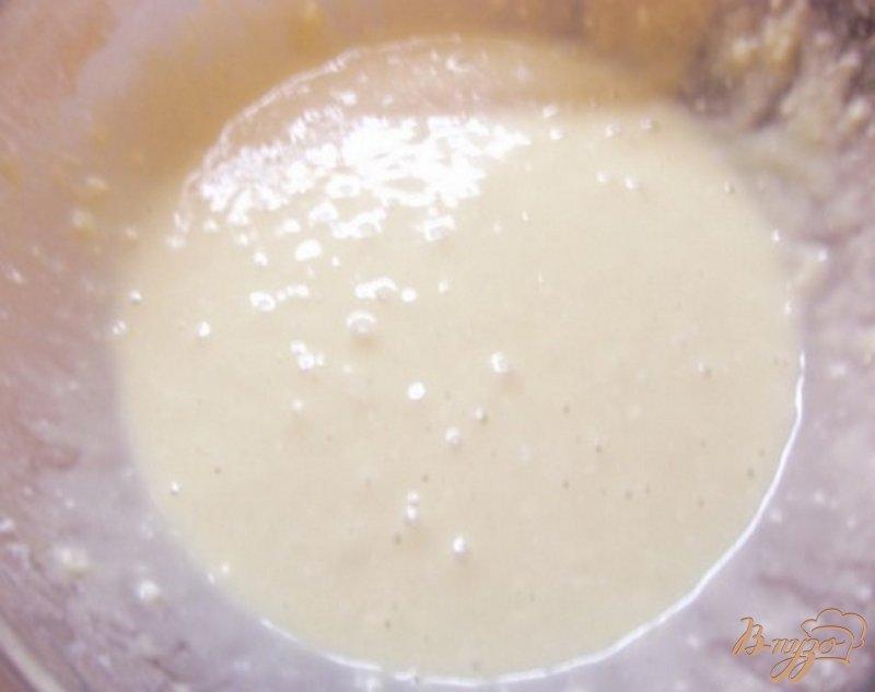 Фото приготовление рецепта: Блинчики с творогом медовые шаг №1