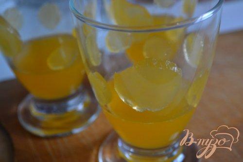 Творожно-цитрусовый десерт