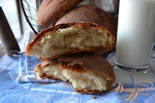 Кокосовые булочки с кофейной корочкой