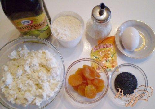 Сырники с маком и курагой