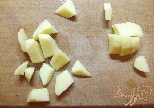 Пюре овощное со специями