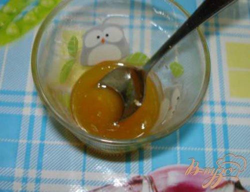 Румяная курица с апельсином