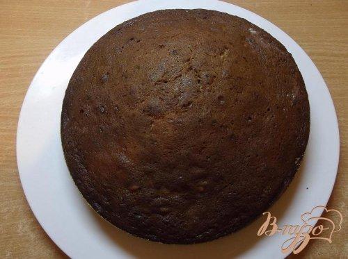 Пирог финиковый с сухофруктами
