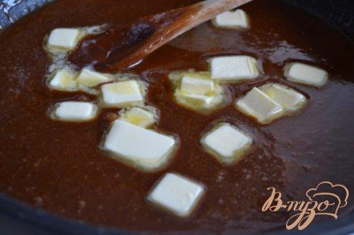 Кофейно-карамельный соус