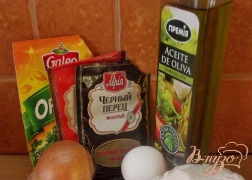 Украинские котлеты с салом и чесноком