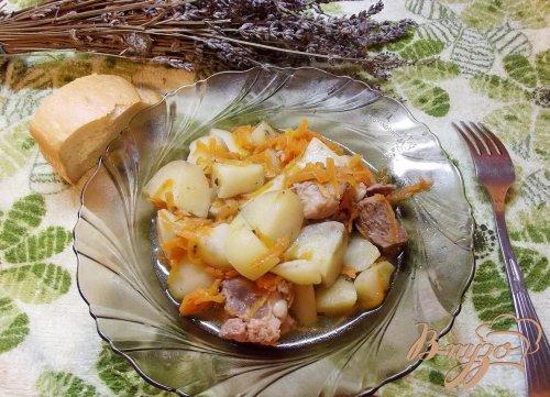 Картофель с корицей по-сельски