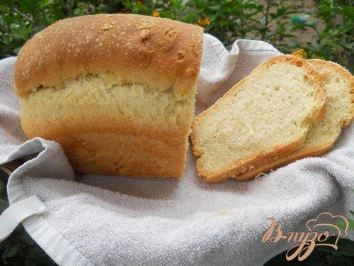 Хлеб на простокваше