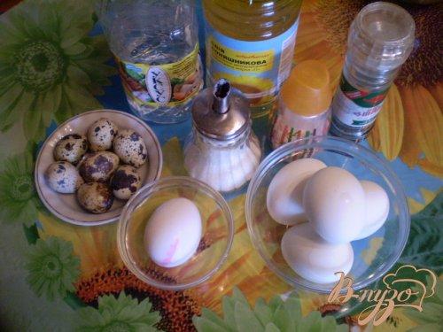 Паста из яиц