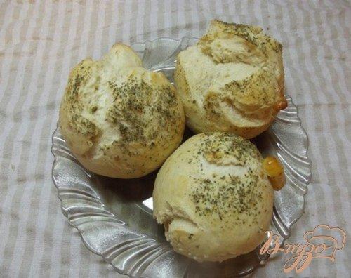 Булочки с сырной начинкой