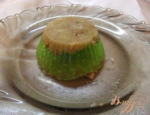 Десерт на основе желе