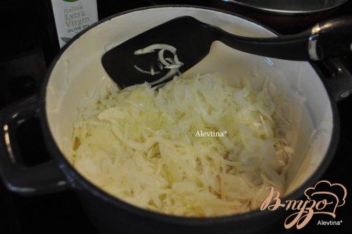 Грибной суп с шиитаке и шампиньонами Белла