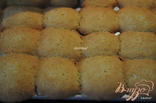 Лимонные кексы-печенья