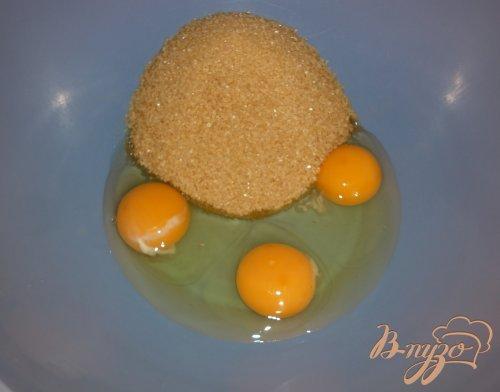 Имбирно-грушевый пирог