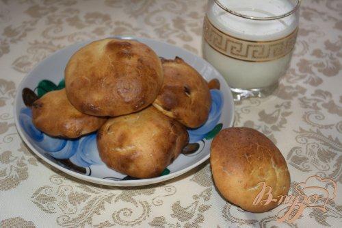 Творожные булочки за 7 минут