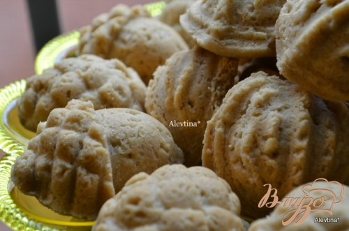 Печенье в формочках или на противне