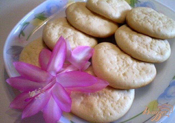 воздушное печенье в духовке рецепт с фото