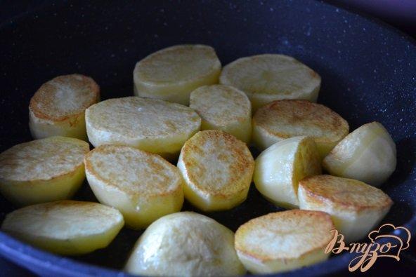 Фото приготовление рецепта: Овощное рагу с утиными желудочками шаг №1