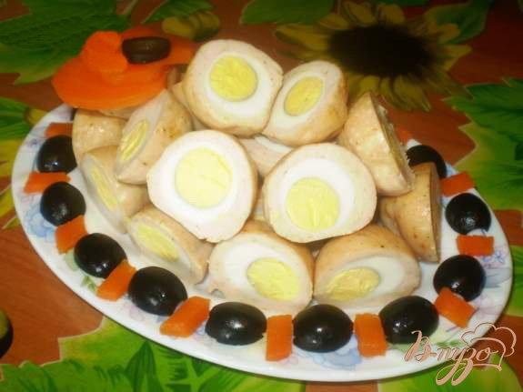 фото рецепта: Закуска