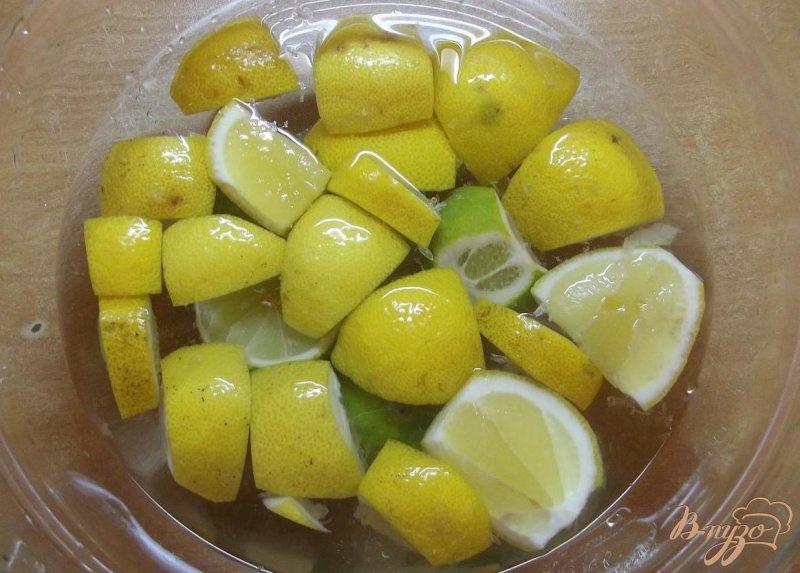 Фото приготовление рецепта: Варенье из цитрусов с кардамоном шаг №1