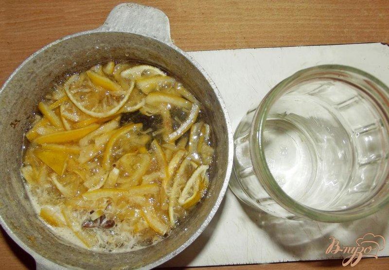 Фото приготовление рецепта: Варенье из цитрусов с кардамоном шаг №5