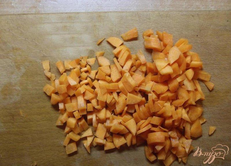 Фото приготовление рецепта: Суп с цветной капустой и растительным маслом шаг №3