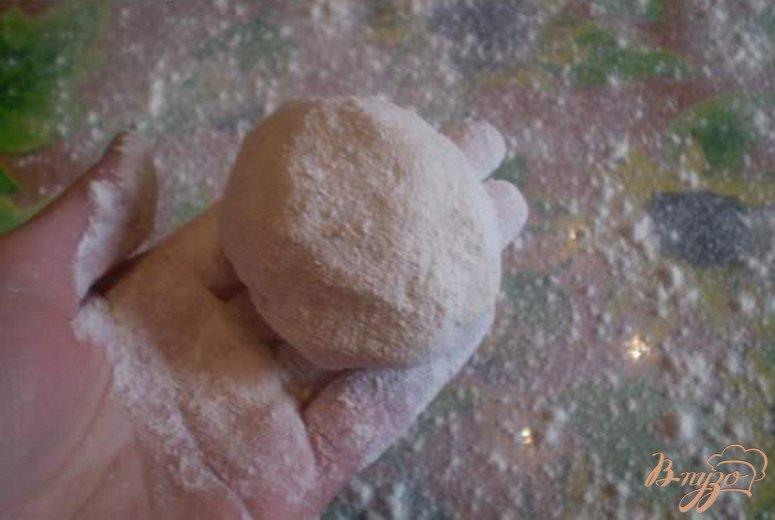 Фото приготовление рецепта: Зразы картофельные с сыром шаг №4