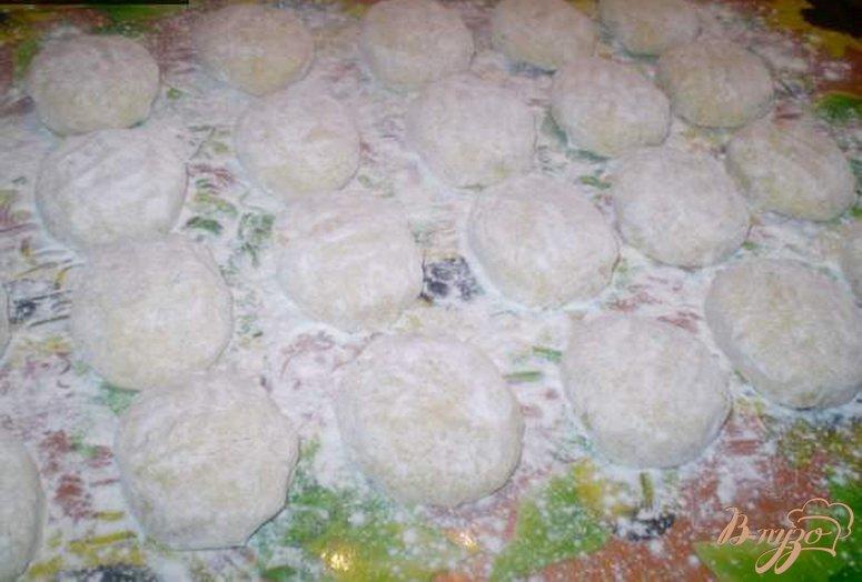 Фото приготовление рецепта: Зразы картофельные с сыром шаг №5
