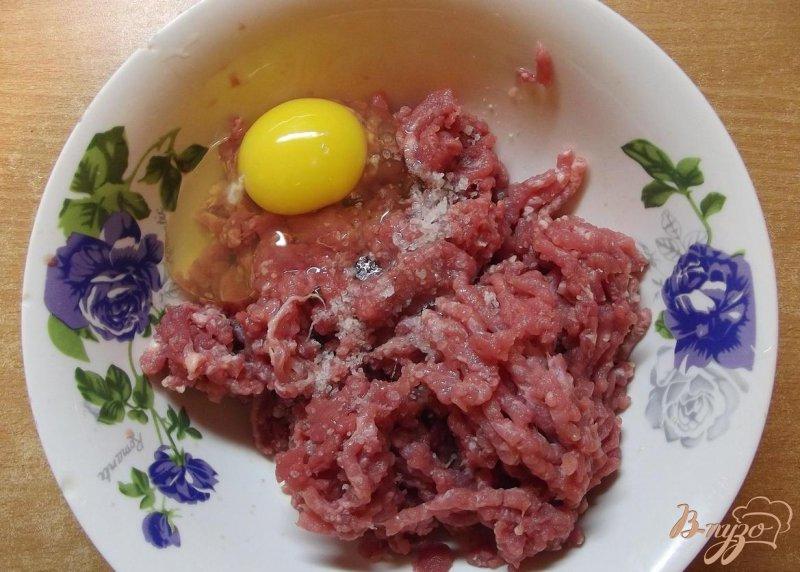 Фото приготовление рецепта: Классический суп с фрикадельками шаг №2