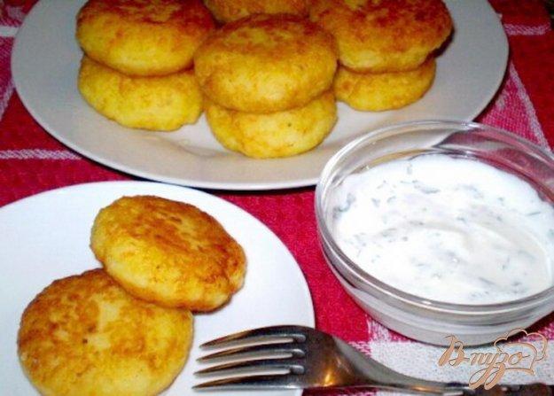 Рецепт Картофляники с сыром