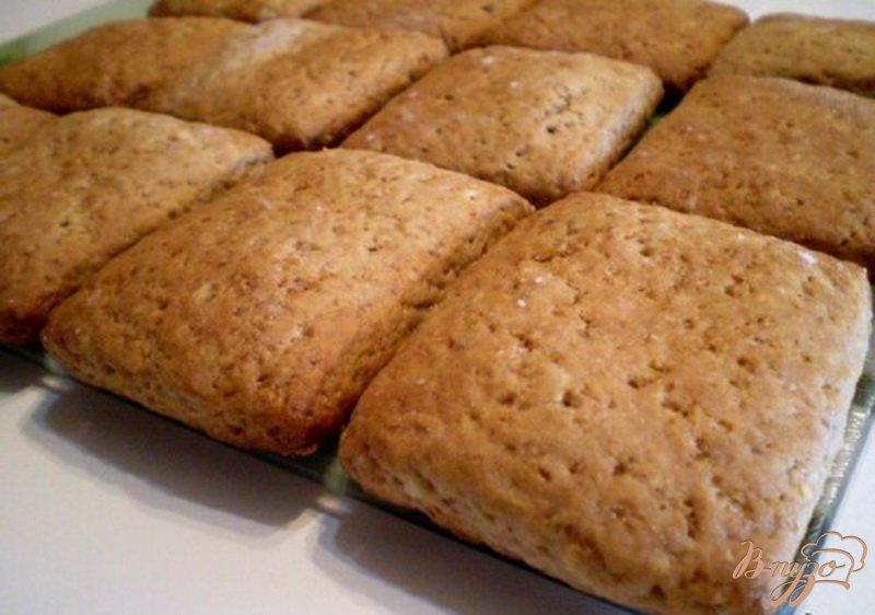 Фото приготовление рецепта: Клубничное печенье шаг №6