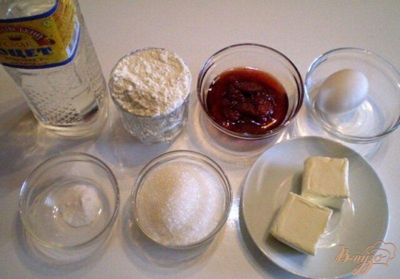 Фото приготовление рецепта: Клубничное печенье шаг №1